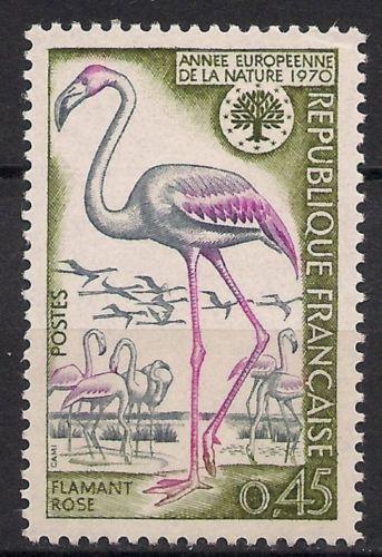 France Nature Conservation mnh 1970