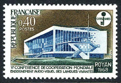 France Languages Conference - Royan mnh 1968
