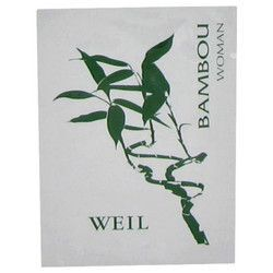 BAMBOU by Weil Perfume Wipes .06 oz (Women)