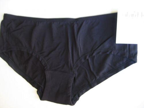 X164 Calvin Klein NEW F2663D Blk Soft as Modal Stretch Nylon Hipster Short S PR