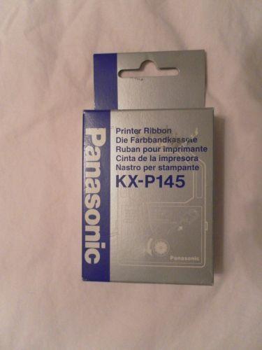 Panasonic Printer Ribbon Cartridge Black Genuine OEM KX-P145