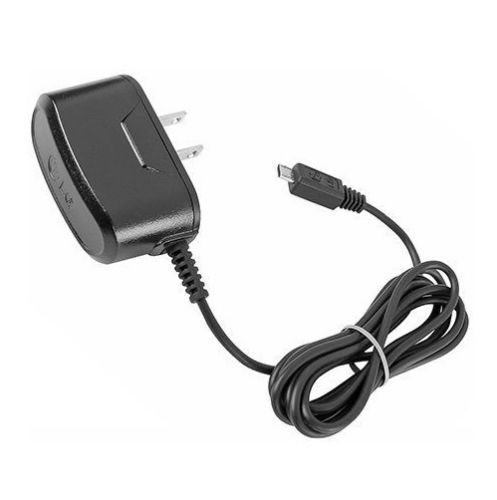 5.1v LG BATTERY CHARGER z222 flip cell phone ac plug adapter power cord electric