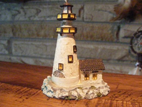 Antique Lighthouse vintage 1998