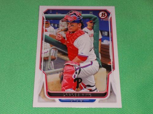 MLB Carlos Ruiz Phillies 2014 Topps Baseball GD-VG