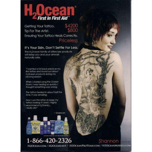 Tattoo Magazine April 2009 LOW BID