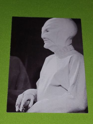 VINTAGE THE OUTER LIMITS SCI-FI SERIES 1997 MGM COLLECTORS CARD #34 NMNT