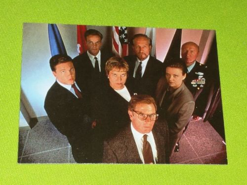 VINTAGE THE OUTER LIMITS SCI-FI SERIES 1997 MGM COLLECTORS CARD #70 NMNT