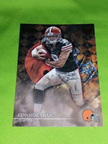 NFL CONNNER SHAW BROWNS 2014 TOPPS VALOR RC #63 MNT