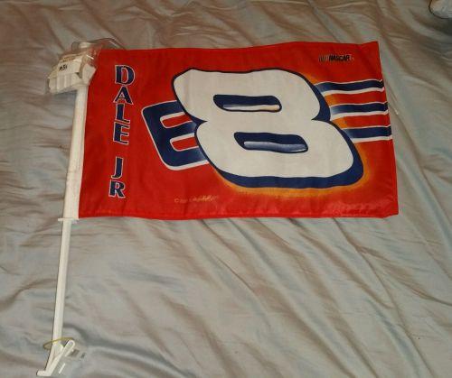 """NICE #88 Dale Earnhardt Jr - NASCAR 11x18"""" Car Flag"""