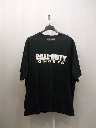 BIG TALL SIZE 3XL Mens T Shirt CALL of DUTY GHOSTS Short Sleeved Crew Neck