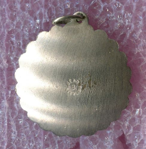 Vintage Beau B Sterling Charm - Mother