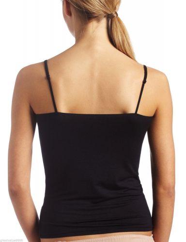 A0480 Calvin Klein Women's Underwear Modal Layer Logo Tank Camisole D3135 New