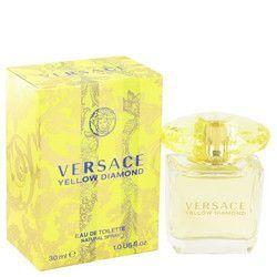 Versace Yellow Diamond by Versace Eau De Toilette Spray 1 oz (Women)