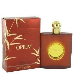 OPIUM by Yves Saint Laurent Eau De Toilette Spray (New Packaging) 3 oz (Women)