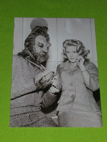 VINTAGE THE OUTER LIMITS SCI-FI SERIES 1997 MGM COLLECTORS CARD #37 NMNT