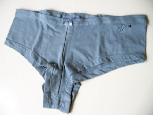 X169 Aerie American Eagle Cute Relaxing Stretch Cotton Hipster Boyshorts M S New