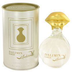 Dalimix Gold by Salvador Dali Eau De Tiolette Spray 3.4 oz (Women)