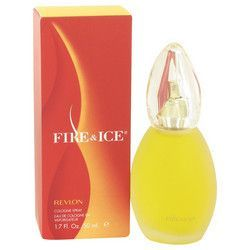 FIRE & ICE by Revlon Cologne Spray 1.7 oz (Women)