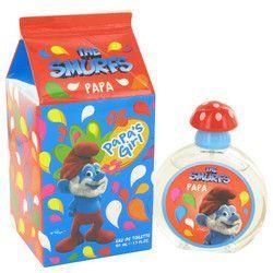 The Smurfs by Smurfs Papa's Girl Eau De Toilette Spray 1.7 oz (Women)