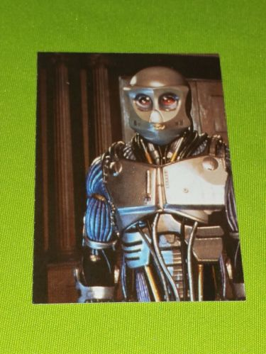VINTAGE THE OUTER LIMITS SCI-FI SERIES 1997 MGM COLLECTORS CARD #57 NMNT