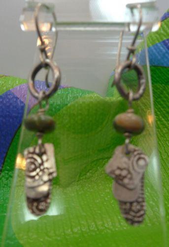 Shepards Hook Earrings: Unique Tribal Or Southwestern Style