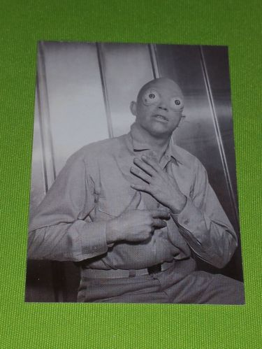 VINTAGE THE OUTER LIMITS SCI-FI SERIES 1997 MGM COLLECTORS CARD #39 NMNT