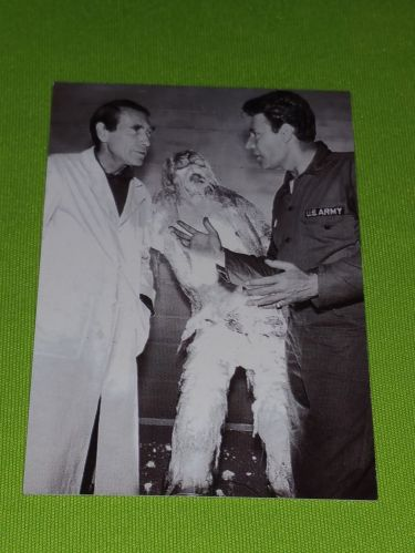 VINTAGE THE OUTER LIMITS SCI-FI SERIES 1997 MGM COLLECTORS CARD #22 NMNT