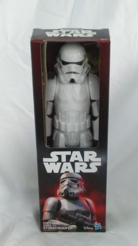 Star Wars: The Force Awakens Hero Series Storm Trooper 12-Inch Action Figures Wa