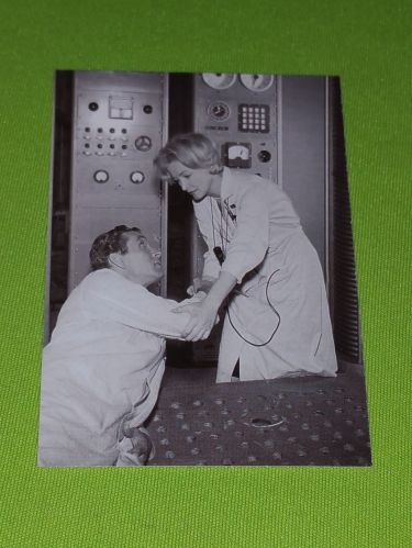 VINTAGE THE OUTER LIMITS SCI-FI SERIES 1997 MGM COLLECTORS CARD #26 NMNT