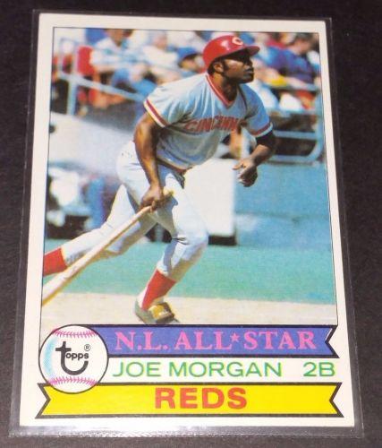 VINTAGE JOE MORGAN REDS 1978 TOPPS #20 GD-VG