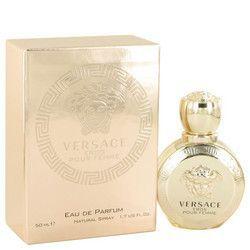 Versace Eros by Versace Eau De Parfum Spray 1.7 oz (Women)