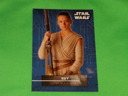2016 Topps Star Wars THE FORCE AWAKENS Collectors Card Mnt