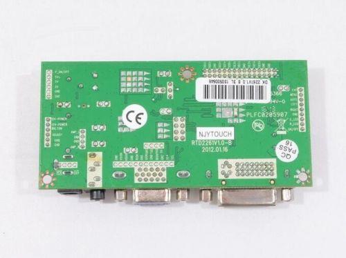 V1.0 LCD Controller DVI VGA PC Audio LVDS Jumper Change Resolutions Board