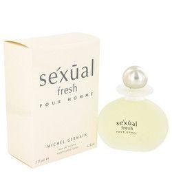 Sexual Fresh by Michel Germain Eau De Toilette Spray 4.2 oz (Men)