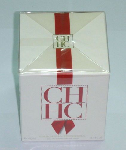 Carolina Herrera CH WOMEN EDT 100ml 3.4oz Eau de Toilette Perfume NEW BOX 3.4 oz