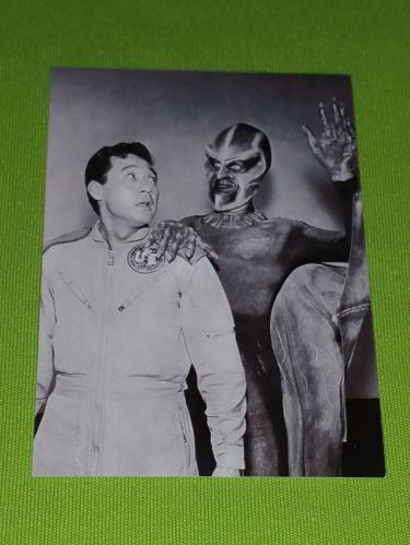 VINTAGE THE OUTER LIMITS SCI-FI SERIES 1997 MGM COLLECTORS CARD #24 NMNT
