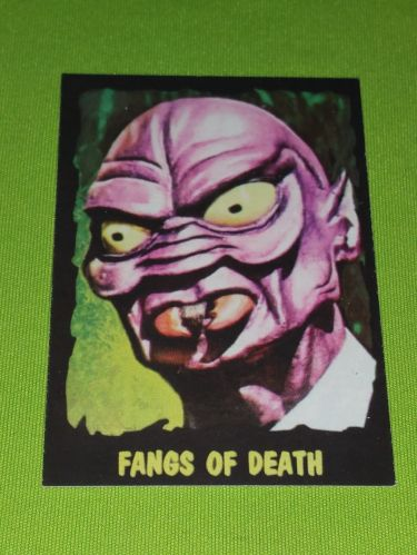 VINTAGE THE OUTER LIMITS SCI-FI SERIES 1997 MGM COLLECTORS CARD #78 NMNT