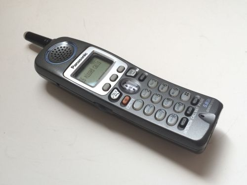 KX TGA650B Panasonic handset - for TG6500B phone 5.8GHz TG6502B cordless remote