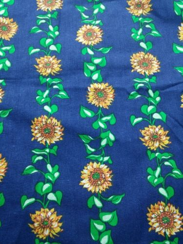 100% quilted Cotton Pot Holder Sunflowers design hand made