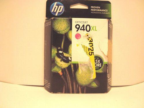940 XL magenta red HP c4908an ink jet - OfficeJet Pro 8000 8500 8500A printer