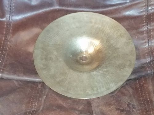 Nice Agazarian 8in Traditional Heavy Splash Cymbal BLOWOUT PRICED