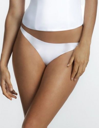 A264 Le Mystere Soft Microfiber Low Ride Thong 8355 New