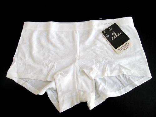 A441BL Jockey NEW 2494 Logo Tencel Cool & Natural Ultimates Rib Knit Boy-Leg PR