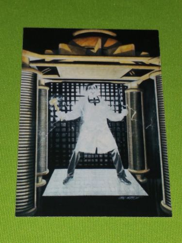 VINTAGE THE OUTER LIMITS SCI-FI SERIES 1997 MGM COLLECTORS CARD #2 NMNT