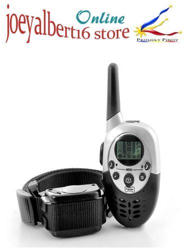 Dog Training Collar 'K9 II' - Vibration + Shock Selectable, 3 Shock Levels, Remo
