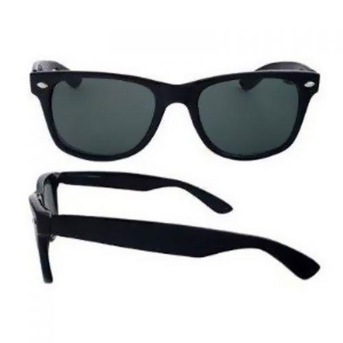 BLACK Wayfarer Style Sunglasses Mens/Womens