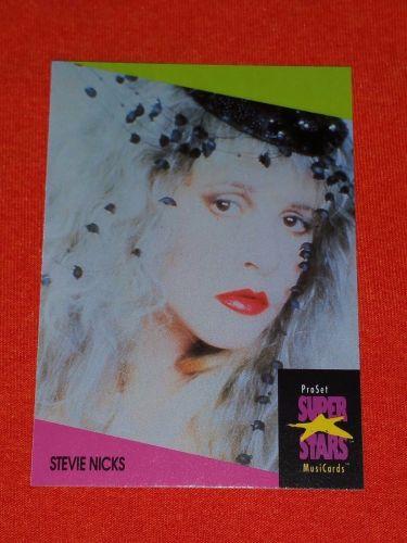 RETRO FLEETWOOD MAC 1992 PROSET ROCK & ROLL COLLECTORS CARD #287 MNT