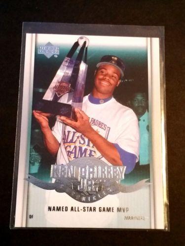 MLB KEN GRIFFEY JR 2007UPPER DECK ALL STAR MVP SERIES INSERT #KG8 GD-VG