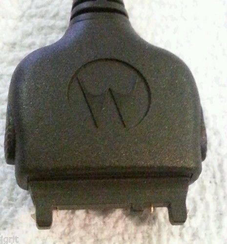 5.9v Motorola battery charger = cell phone i265 i355 i365 power plug cord ac dc
