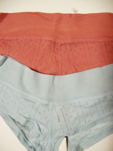 A0066SH Gilly Hicks by Abercrombie NEW Stretch Patterned Thermal Cotton Short PR